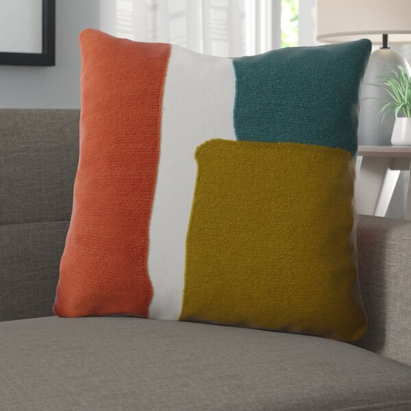Chandler 100% Cotton Throw Pillow by Langley Street